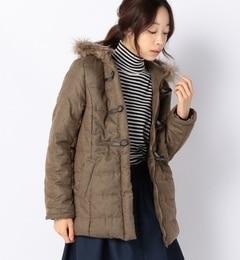 TR中綿 ダッフル風ブルゾン【アルカリ/alcali その他(アウター)】