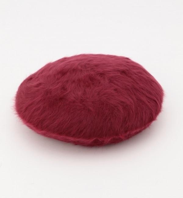 【アルカリ/alcali】 alcali/アンゴラベレー帽