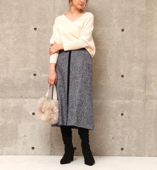 【リエス/Liesse】 リンボーンパイピングスカート