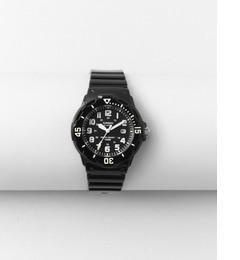 Sonny Label CASIO LRW-200H-1B 時計【アーバンリサーチ/URBAN RESEARCH レディス 腕時計 BLACK ルミネ LUMINE】