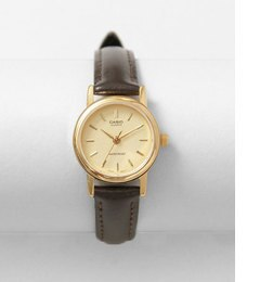 Sonny Label CASIO LTP-1095Q-7A 時計【アーバンリサーチ/URBAN RESEARCH レディス 腕時計 BROWN ルミネ LUMINE】