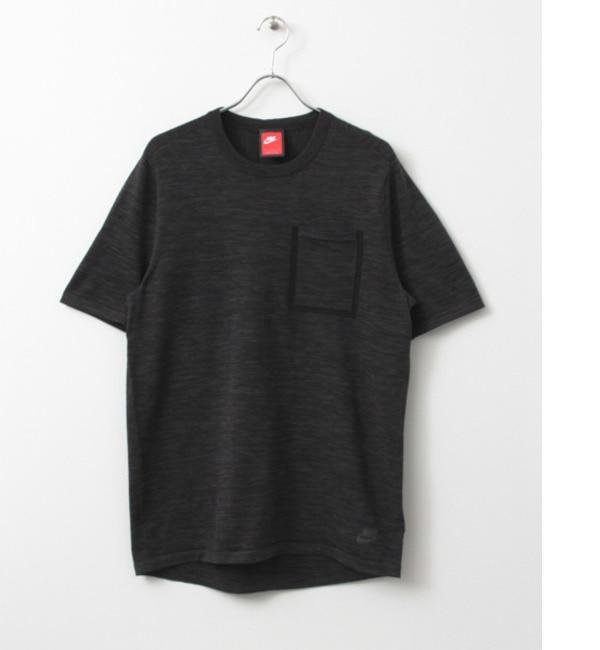【アーバンリサーチ/URBAN RESEARCH】 UR NIKE テックニットポケットTシャツ [送料無料]