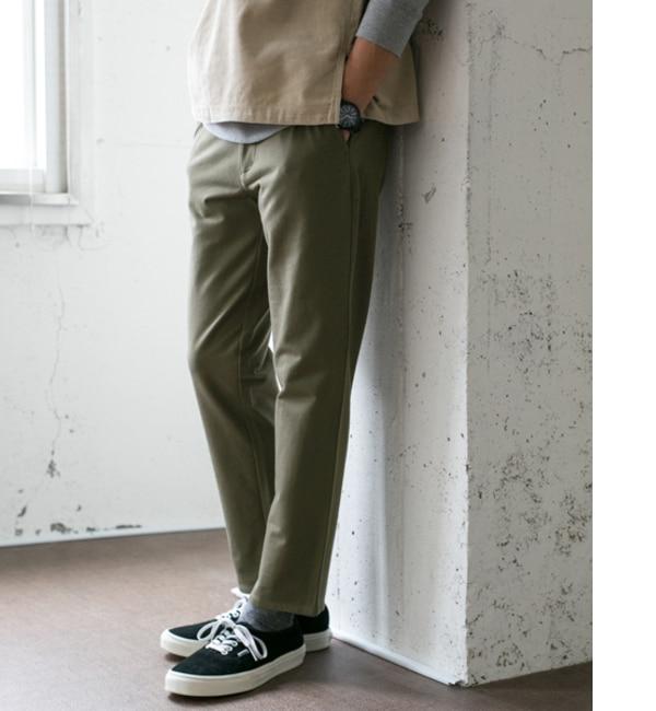 ファッションメンズのイチオシ|【アーバンリサーチ/URBAN RESEARCH】 DOORS ニットチノイージーパンツ [送料無料]