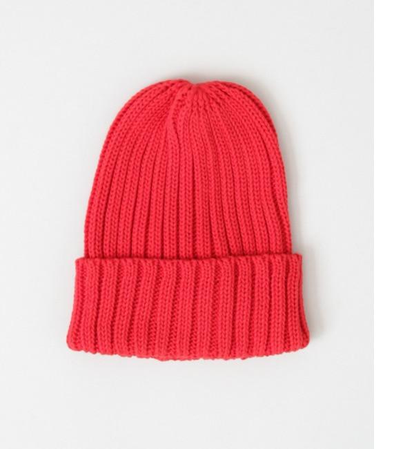 【アーバンリサーチ/URBAN RESEARCH】 Sonny Label USAコットンニット帽 [3000円(税込)以上で送料無料]
