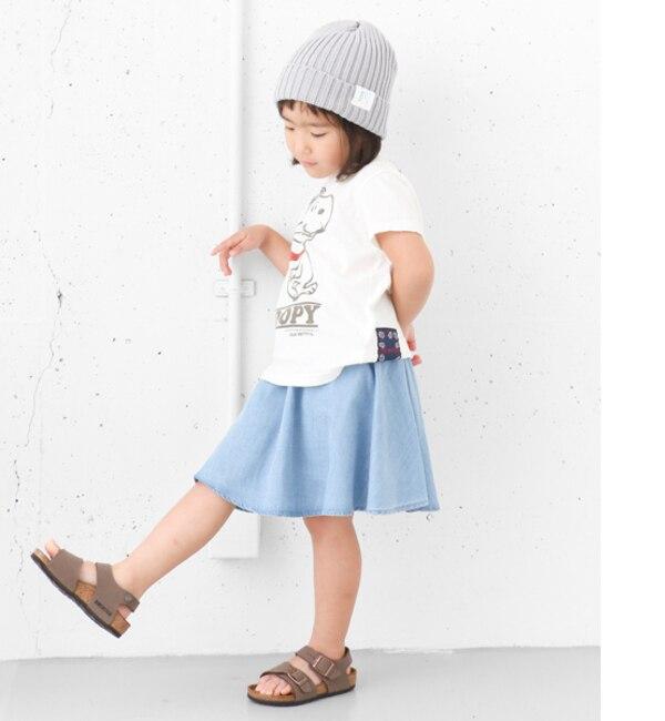 【アーバンリサーチ/URBAN RESEARCH】 DOORS テンセルギャザースカート(KIDS) [送料無料]