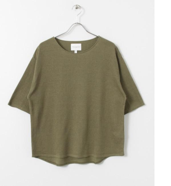 【アーバンリサーチ/URBAN RESEARCH】 UR ラフゲージSWEAT Tシャツ [送料無料]