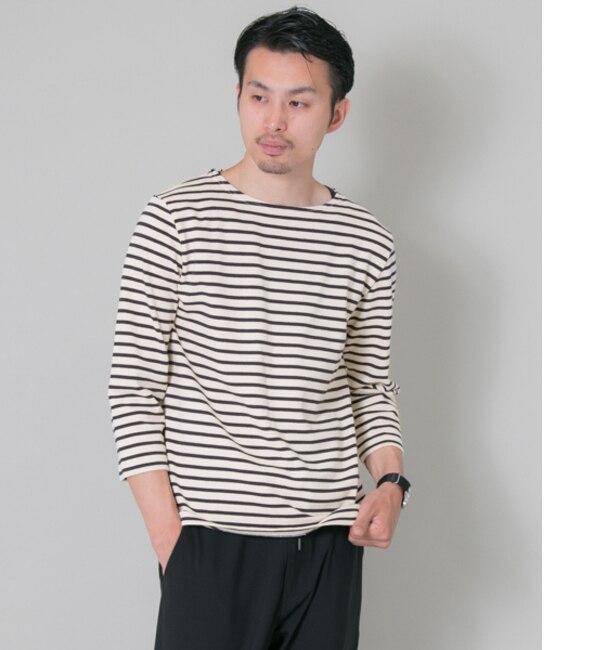 【アーバンリサーチ/URBAN RESEARCH】 UR バスクシャツ [送料無料]