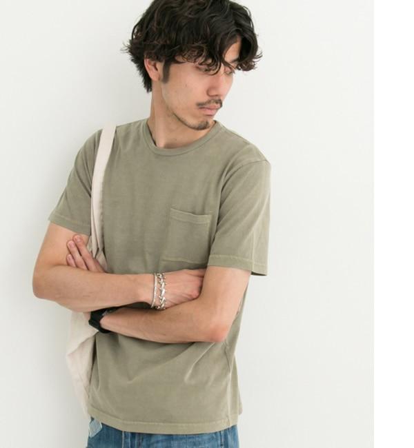 【アーバンリサーチ/URBAN RESEARCH】 Sonny Label ピグメントクルーネックTシャツ [3000円(税込)以上で送料無料]