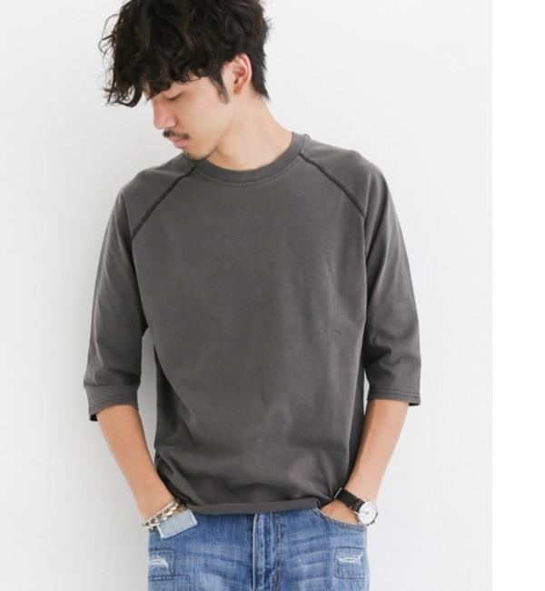 【アーバンリサーチ/URBAN RESEARCH】 Sonny Label フェードベースボールTシャツ [送料無料]