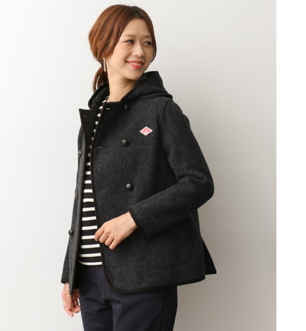 【アーバンリサーチ/URBAN RESEARCH】 DOORS DANTON WOOL MOSSER SHORT JACKET [送料無料]
