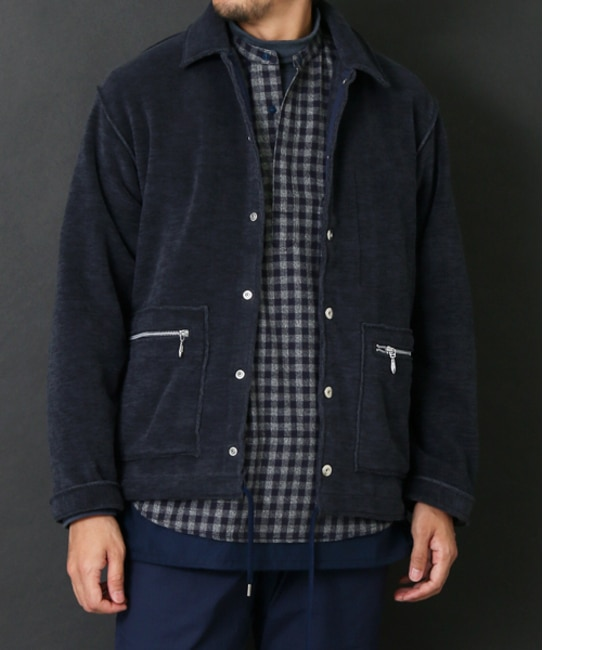 【アーバンリサーチ/URBAN RESEARCH】 DOORS Mt Design 3776 Polatec Field Jacket [送料無料]