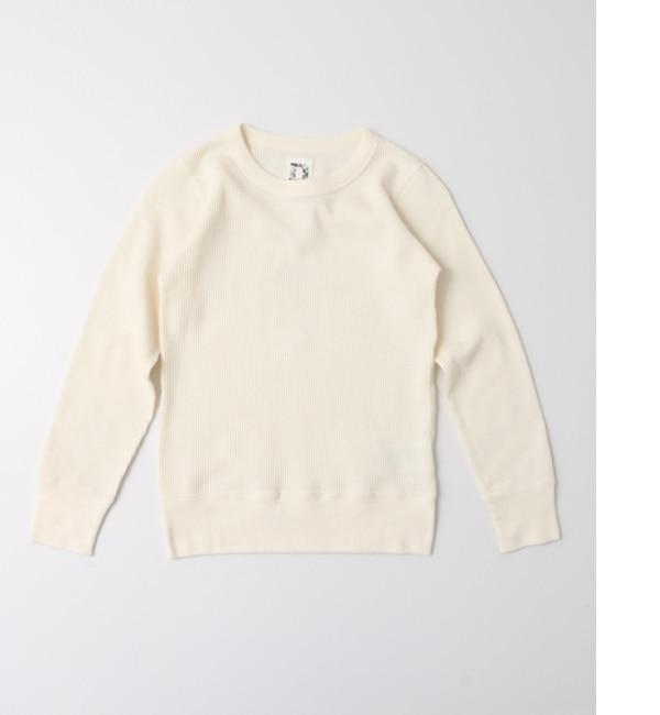【アーバンリサーチ/URBAN RESEARCH】 DOORS ワッフルロングTシャツ(KIDS) [3000円(税込)以上で送料無料]