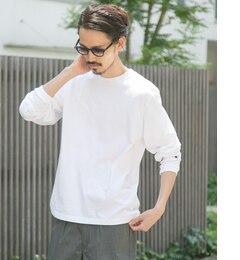 【アーバンリサーチ/URBANRESEARCH】URChampion×UR別注ロングスリーブTシャツ[送料無料]