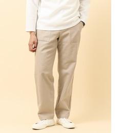 ファッションメンズなら|【アーバンリサーチ/URBAN RESEARCH】 DOORS FORK&SPOON Twill Fatigue Pants [送料無料]