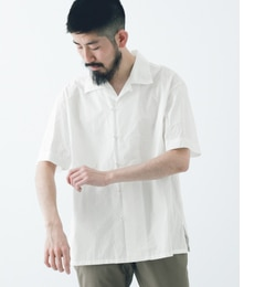 【アーバンリサーチ/URBANRESEARCH】かぐれtypewriteropencollarシャツ[送料無料]