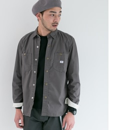 【アーバンリサーチ/URBANRESEARCH】DOORSDOORS×LeeExclusiveWORKSHIRTS[送料無料]