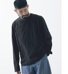 【アーバンリサーチ/URBANRESEARCH】かぐれtypewriterfrontcoverシャツ[送料無料]