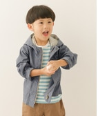 DOORS Lee×DOORS-natural- MOUNTAIN PARKA(KIDS)