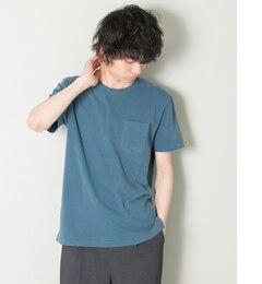 【アーバンリサーチ/URBANRESEARCH】UR製品染めフェードカラーポケットTシャツ[送料無料]