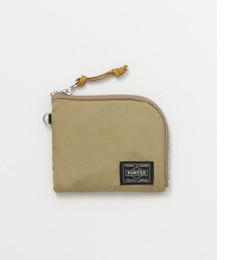 UR TRAVEL COUTURE by LOWERCASE FORCE-TYPEナイロンウォレット【アーバンリサーチ/URBAN RESEARCH メンズ 財布 BEIGE ルミネ LUMINE】
