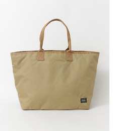 UR TRAVEL COUTURE by LOWERCASE FORCE-TYPEナイロントート【アーバンリサーチ/URBAN RESEARCH メンズ トートバッグ BEIGE ルミネ LUMINE】