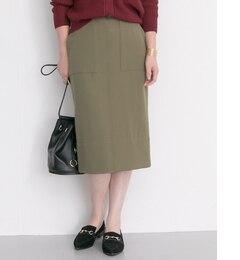 【アーバンリサーチ/URBAN RESEARCH】 ROSSO バックスリットポケットタイトスカート [送料無料]