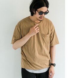 【アーバンリサーチ/URBANRESEARCH】DOORSWFaceLooseCrewNeckT-Shirts[送料無料]