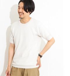 【アーバンリサーチ/URBANRESEARCH】DOORSColorKnitT-Shirts[送料無料]