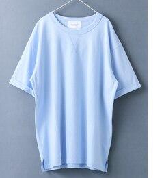 【アーバンリサーチ/URBAN RESEARCH】 DOORS ロールアップショートスリーブTシャツ [送料無料]