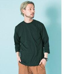【アーバンリサーチ/URBAN RESEARCH】 UR カラーパレット7分袖ポケットTシャツ [送料無料]