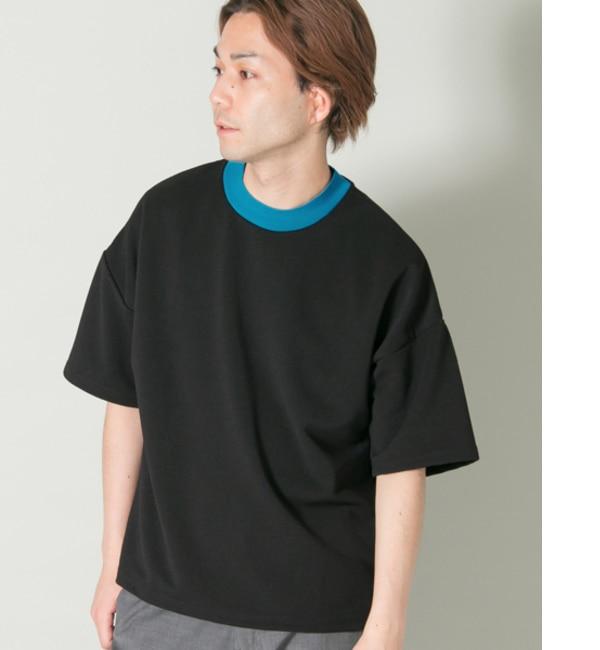 【アーバンリサーチ/URBAN RESEARCH】 UR リップルリンガーバルーンTシャツ