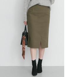 【アーバンリサーチ/URBAN RESEARCH】 ROSSO フロントスリットタイトスカート [送料無料]