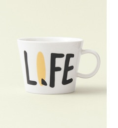 【アーバンリサーチ/URBAN RESEARCH】 Sonny Label LIFE TO..... マグカップ [3000円(税込)以上で送料無料]