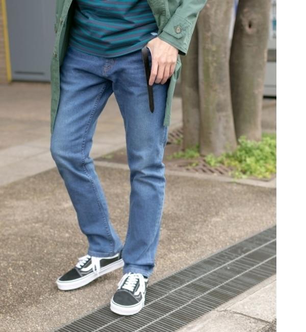 メンズファッションの一押し 【アーバンリサーチ/URBAN RESEARCH】 DOORS FORK&SPOON ストレッチデニムジーンズ