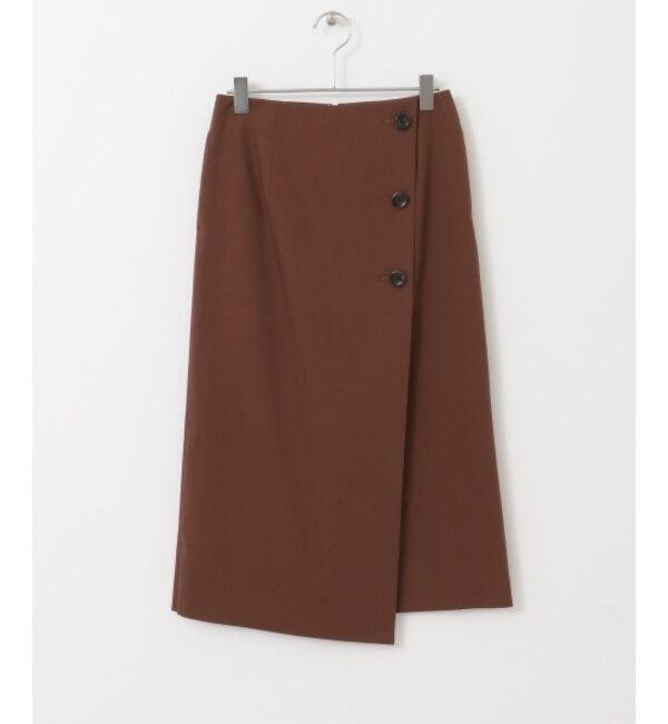 【アーバンリサーチ/URBAN RESEARCH】 UR ラップタイトスカート's image