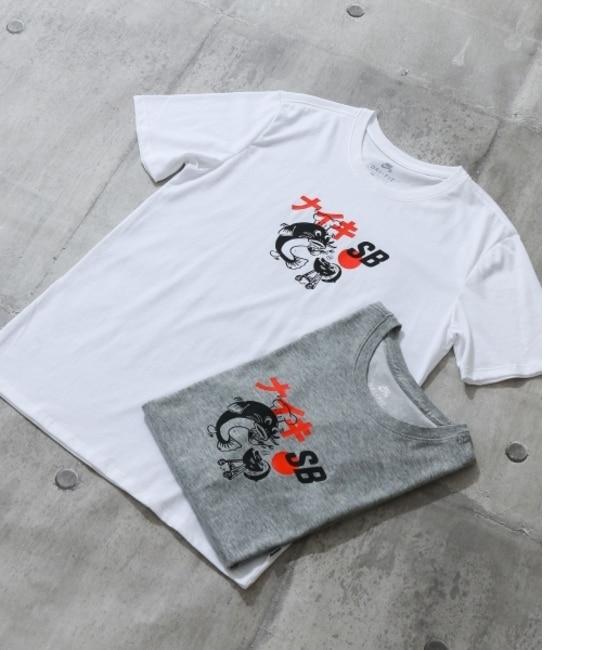 Sonny Label NIKE SB SB DRI-FIT BBQフィッシュT-SHIRTS【アーバンリサーチ/URBAN RESEARCH メンズ Tシャツ・カットソー 100 ルミネ LUMINE】