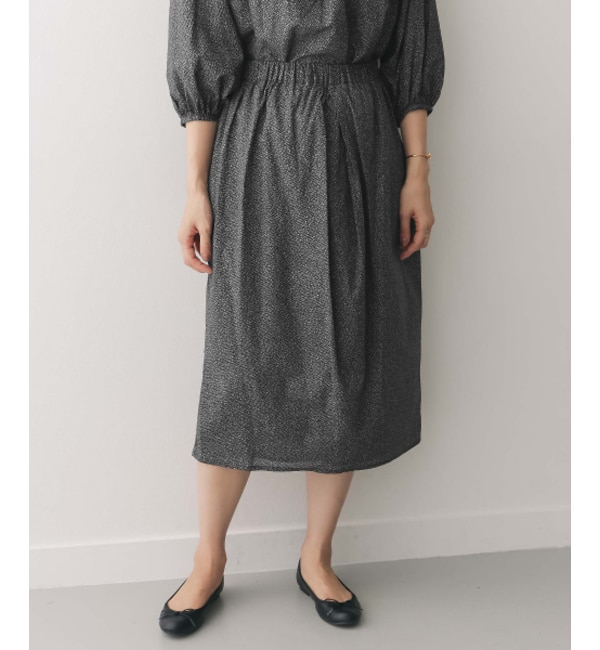 【アーバンリサーチ/URBAN RESEARCH】 DOORS mizuiro-ind×DOORS 別注 front tucked skirt's image