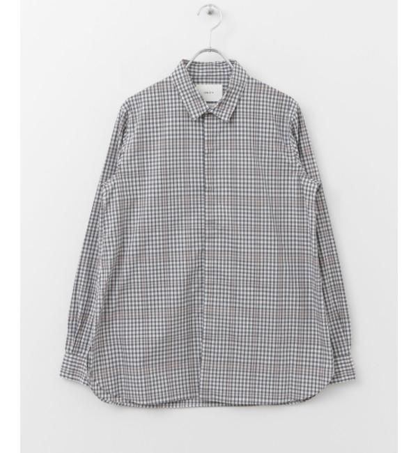 【アーバンリサーチ/URBAN RESEARCH】 DOORS UNIFY Broad Shirt