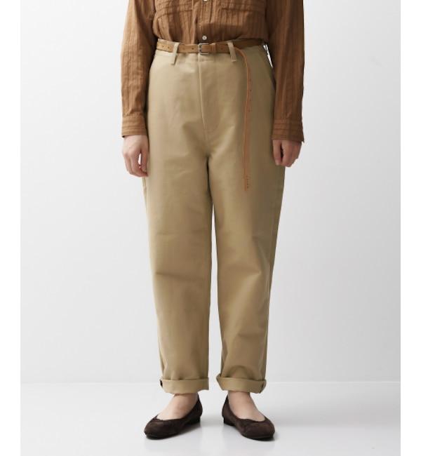 【アーバンリサーチ/URBAN RESEARCH】 DOORS UNIFY W Cross Pants's image