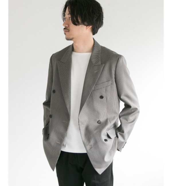 【アーバンリサーチ/URBAN RESEARCH】 UR GUNCLUB DOUBLE JACKET