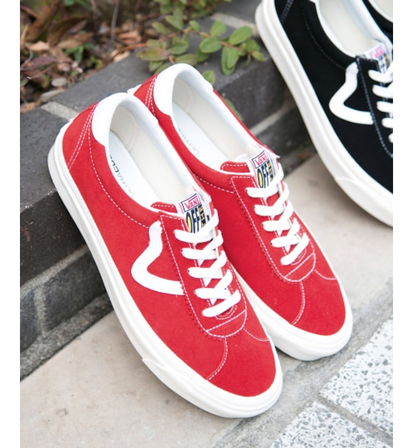【アーバンリサーチ/URBAN RESEARCH】 Sonny Label VANS STYLE 73 DX
