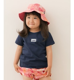 DOORS LEE KIDS Lee BOX smallロゴTシャツ(KIDS)