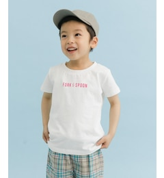 DOORS FORK&SPOON FORK&SPOON T-SHIRTS(KIDS)