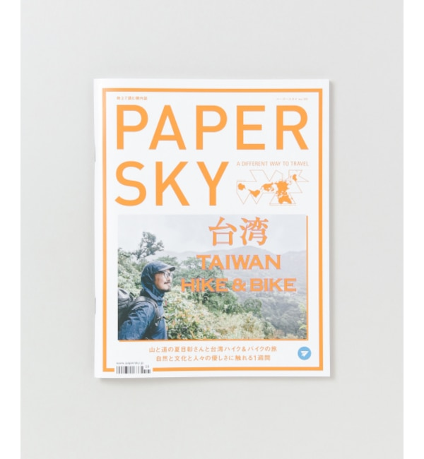 【アーバンリサーチ/URBAN RESEARCH】 DOORS PAPER SKY PAPERSKY#59