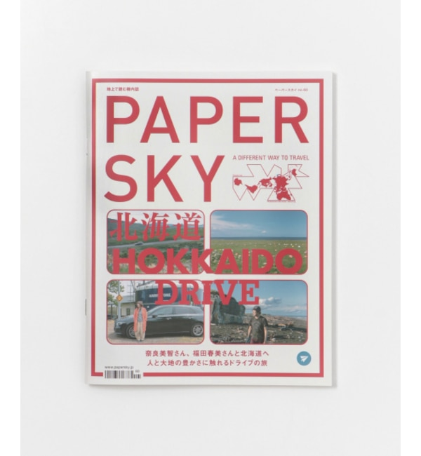 【アーバンリサーチ/URBAN RESEARCH】 DOORS PAPER SKY PAPERSKY#60