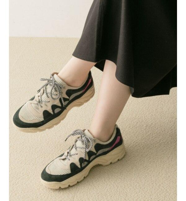 【アーバンリサーチ/URBAN RESEARCH】 UR anhourandashower TRC Sneaker