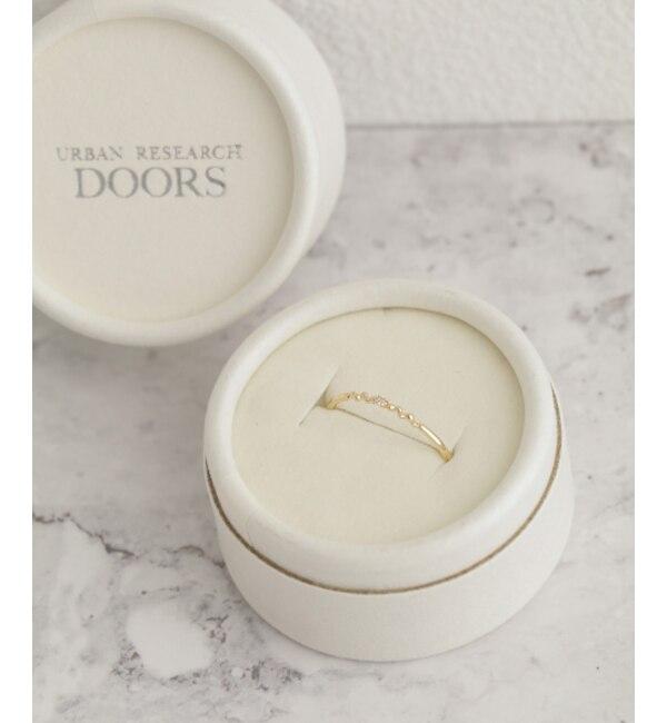 【アーバンリサーチ/URBAN RESEARCH】 DOORS 10Kダイヤリング