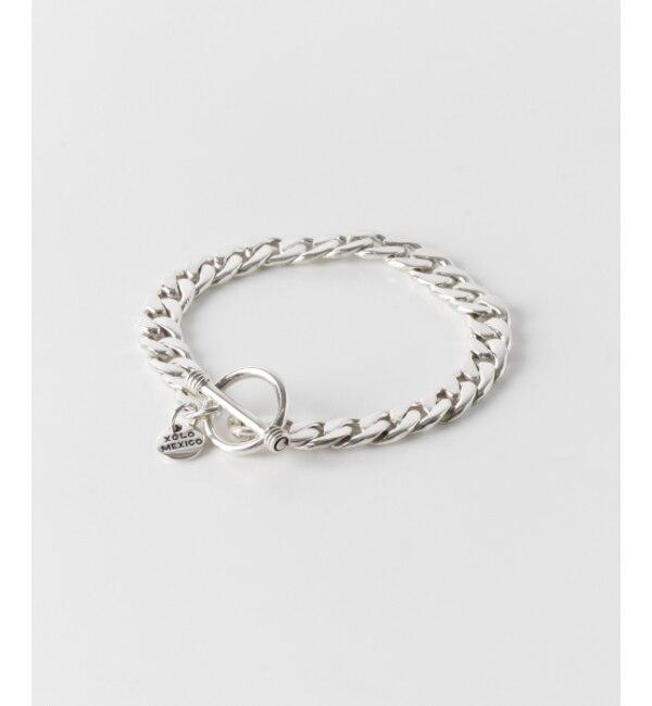 【アーバンリサーチ/URBAN RESEARCH】 UR XOLO basic link bracelet M