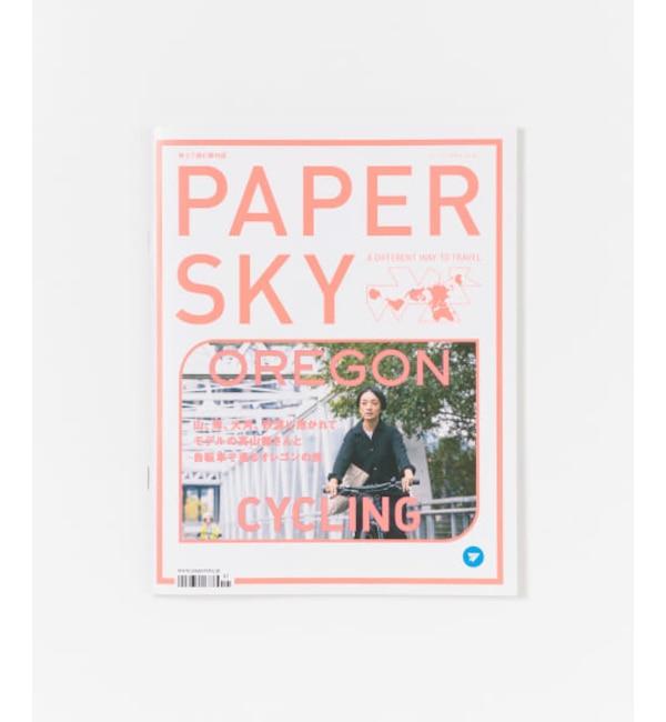 【アーバンリサーチ/URBAN RESEARCH】 DOORS PAPER SKY PAPERSKY#61