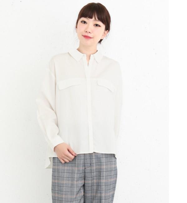 【ケービーエフ/KBF】 KBF KBF+ とろみシャツ [送料無料]